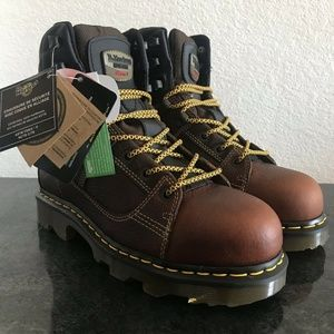 Dr. Martens Camber Alloy Toe Industrial Work Boots